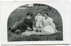 Foto eines Angehörigen der Deutschen Post