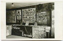 Foto, Privat-Ausstellung gegen den Bolschewismus