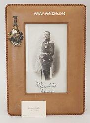 Großherzog Wilhelm Ernst von Sachsen-Weimar: offizieller Geschenkrahmen