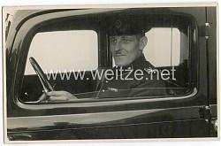 Foto, Löschmeister der Feuerwehr