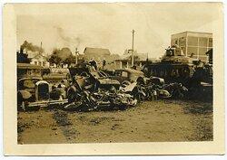 Wehrmacht Foto, Erbeuteter Hotchkiss H-35
