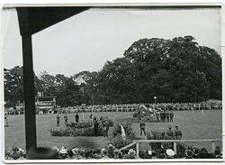 Pressefoto, Reitveranstaltung der Wehrmacht