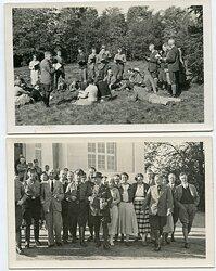 Foto, Angehörige der NSDAP