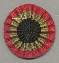 Reuß Kokarde für einen Hut oder Zweispitz