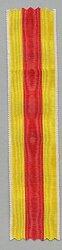 Originales Band Militärischer Karl-Friedrich-Verdienstorden Ritterkreuz 1. - 3. Modell + Verdienstmedaille des Militärischen Karl-Friedrich-Verdienstordens