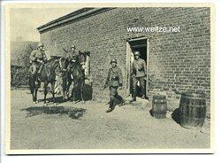 SS / Polizei - KWHW-1939/40 - Bilder vom Einsatz unserer Polizei im Osten