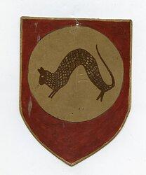 Luftwaffe : Wappenschild des Jagdgeschwader 8./51
