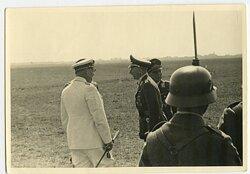 Foto, Generalmajor der Luftwaffe mit Flugzeugführerabzeichen
