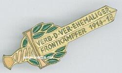 Verband der Vereine ehemaliger Frontkämpfer 1914-18