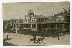 Foto, Poststation in Windhuk 1926