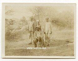 Foto Kolonie, Einheimische in Deutsch Süd-West