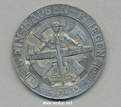 """DLV/NSFK Silberne Medaille """"Meinshausen-Fliegen der Berliner Schuljugend Berlin 1938"""""""
