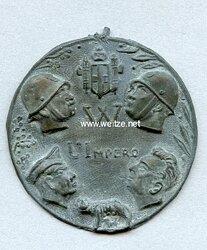 Italien 2. Weltkrieg Medaille