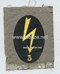 Wehrmacht Heer Ärmelabzeichen für Nachrichtenhelferinnen