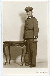Foto, Angehörige der Wehrmacht mit Schirmmütze
