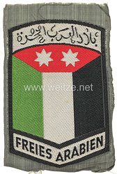 Wehrmacht Heer Ärmelschild der arabische Freiwilligen in der Wehrmacht