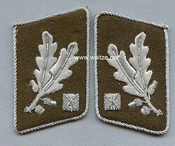 Paar Kragenspiegel für einen SA-Brigadeführer der SA-Gruppe Westmark