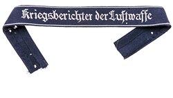Luftwaffe Ärmelband