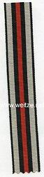 Originales Band zum Ehrenkreuz für Kriegsteilnehmer 1914-1918