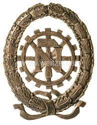 Technische Nothilfe TeNo Ehrenzeichen in Silber