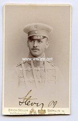 1.Weltkrieg Foto, Angehöriger eines Husarenregiment des Deutschen Kaiserreich