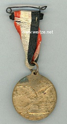 Tragbare Spendenmedaille