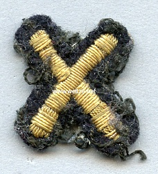 Kriegsmarine Einzel Ärmelabzeichen für einen Waffenoffizier