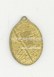Kyffhäuser Kriegsdenkmünze 1914-1918 - Miniatur