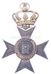 Schaumburg-Lippe Kreuz für Schützenkönige des Schützenvereins Bückeburg