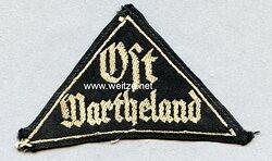"""BDM Gebietsdreieck """"Ost Wartheland"""""""
