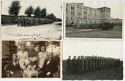 Fotokonvolut, Feldwebel der Luftwaffe mit Luftwaffenschwert und Portepee