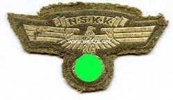 NSKK bzw. Transportflotte Speer Ärmeladler für die Feldbluse