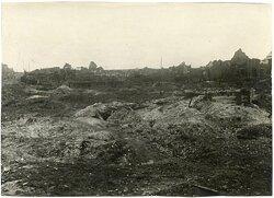 Fotopostkarte Erster Weltkrieg: Frankreich Stellung bei Lens 1917