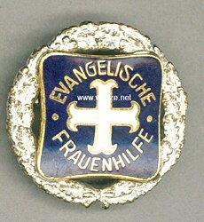 Evangelische Frauenhilfe -Silberne Ehrennadel