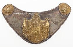 Bayern Ringkragen für Offiziere, Modell 1837