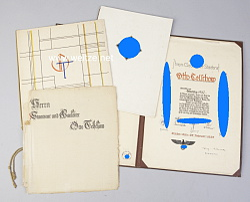 III. Reich - Dokumente aus dem persönlichen Besitz des Gauleiters von Ost-Hannover Otto Telschow