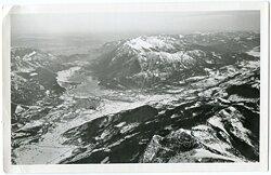 Foto, Vogelperspektive von Garmisch - Partenkirchen