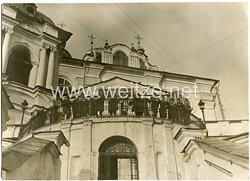Pressefoto, Auslandsjournalisten in Smolensk 1941