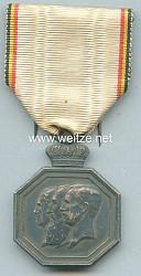 Belgien Erinnerungsmedaille 100 Jahre Unabhängigkeit