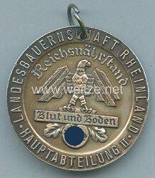 Reichsnährstand Landesbauernschaft Rheinland Hauptabteilung II