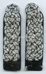 RAD Reichsarbeitsdienst Paar Schulterstücke für einen Arbeitsführer