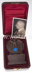 Adlerschild des Deutsches Reiches, verliehen an Reichsminister Dr. Julius Dorpmüller 1939.