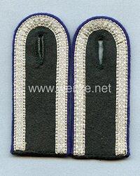 Wehrmacht Heer Paar Schulterklappen Unteroffizier der Sanitäter