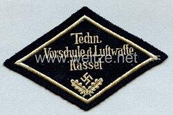 """Flieger-HJ Ärmelraute """"Techn. Vorschule d. Luftwaffe Kassel"""""""