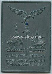 Luftwaffe nichttragbarer Ehrenschild