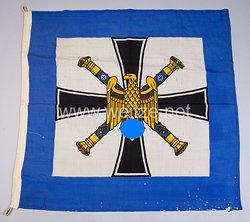 Kriegsmarine Flagge für den Admiralinspekteur der Kriegsmarine, Großadmiral Dr. h.c. Raeder