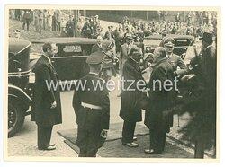 Pressefoto, Neville Chamberlain