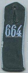 Flieger-HJ Einzel Schulterklappe für einen Jungen im Bann 664