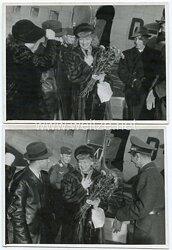 Fotos, Ankunft einer Bekannten Schauspielerin / Sängerin