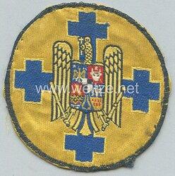 Königreich Rumänien 2. Weltkrieg Ärmelabzeichen